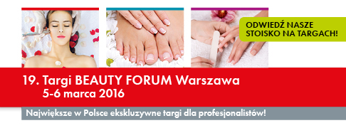 Lady's Nails Cosmetics na targach Beauty Forum Polska