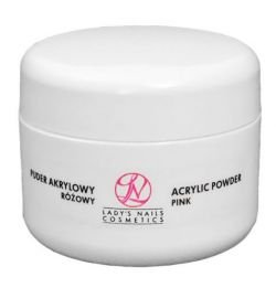 LNC Acrylic powder for nails, Pink
