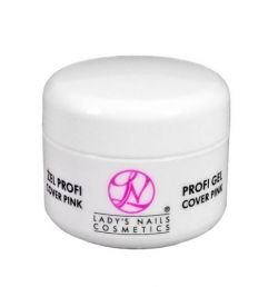 LNC Profi Cover Pink gel