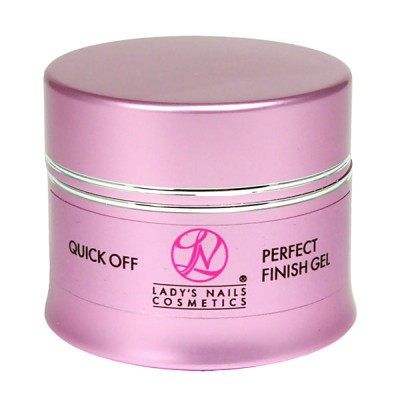 Żel quick off perfect finish gel