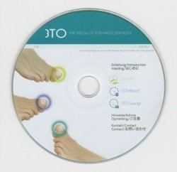 DVD-Instructions for use (German and English language)