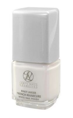 LNC French Manicure Nail Polish, 14 ml