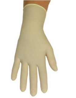 Latex Gloves - natural P, 1 pc.