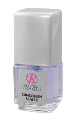 Nail Polish Sunscreen Sealer 14 ml