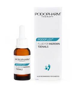 PODOFLEX® Fluid for ingrown toenails and calluses, 10 ml