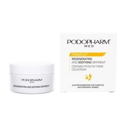PODOPHARM PODOFLEX® Regenerating and soothing ointment, 60 ml