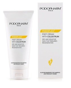 PODOPHARM PODOFLEX® foot cream with colostrum, 75 ml