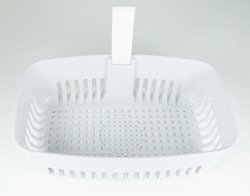 PVC basket for ultrasonic cleaner 2.5 L