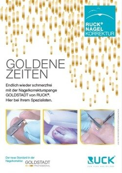 Poster RUCK® GOLDSTADT PROFESSIONAL