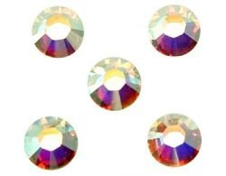 SWAROVSKI® ELEMENTS crystal stones, 4mm (10 pieces)
