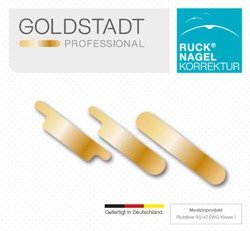 TRAINING GOLDSTADT professional glued and halves, 1 person