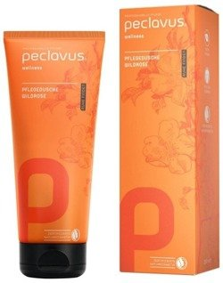 peclavus® wellness wild rose shower gel, 200 ml