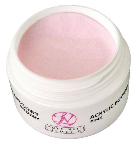 lnc nagelmodellage acryl pulver rosa 30 g nagelmodellage acryl lady 39 s nails cosmetics. Black Bedroom Furniture Sets. Home Design Ideas