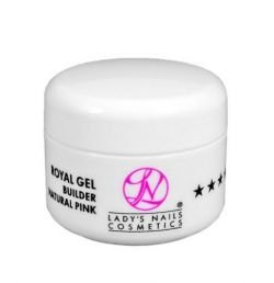Nagelmodelage Gel LNC Royal Builder Gel Natural Pink 5g