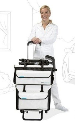 RUCK MOBILSYSTEM Technikeinheit-Set, all-in-one mit PODOLOG NOVA 3