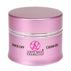 LNC Quick Off Clear Gel
