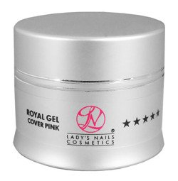 LNC Royal Gel Cover Pink