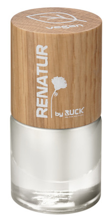 RENATUR by RUCK® lakier do paznokci VEGAN, snowdrop, 5,5 ml